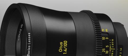 屬於Sony的Otus 55mm f1.4