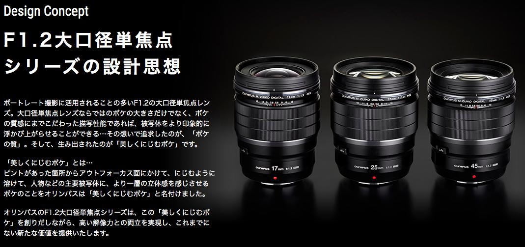 Olympus Pro 17mm f1.2 三劍皇之首