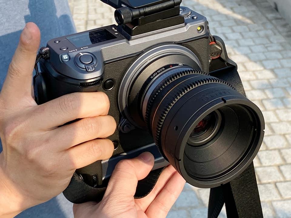 Dulens 58mm f2 APO 毒撚死黑魂試玩